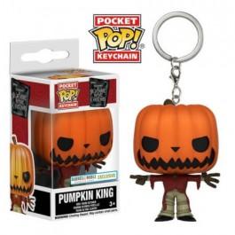 Funko Keychain Pumpkin King Exclusive