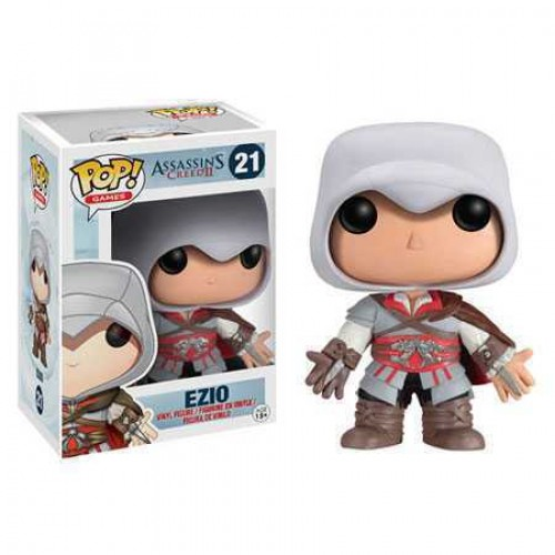 Game Assassin's Creed Ezio Auditore Caixa