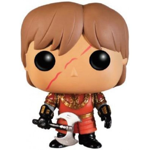 Game of Thrones Tyrion Lannister in Battle Armor