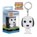 Funko Keychain Snoopy