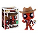 Funko Cowboy Deadpool