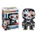 Funko CW Crossbones Battle Damage