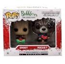 Funko Bobblers Groot & Rocket