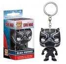 Funko Keychain CW Black Panther