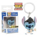 Funko Keychain Elvis Stitch