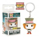 Funko Keychain Mad Hatter Exclusive