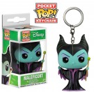 Funko Keychain Maleficent