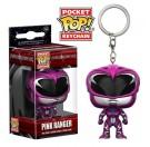 Funko Keychain Pink Ranger