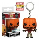 Funko Keychain Pumpkin King Exclusive