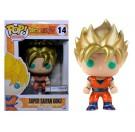 Funko Metallic Super Saiyan Goku