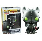 Funko Metallic Toothless