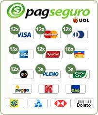 Compre com segurança usando PagSeguro Uol