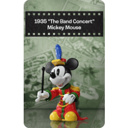 1935 The Band Concert Mickey Mouse