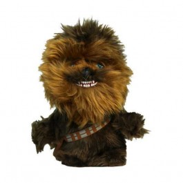 Super Deformed Plush Chewbacca