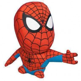 Super Deformed Plush Spiderman