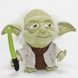 Super Deformed Plush Yoda