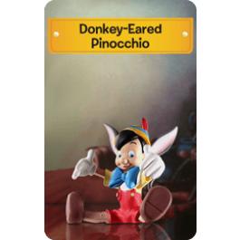 Donkey Eared Pinocchio