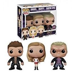 Funko Angel, Buffy & Vampire Spike