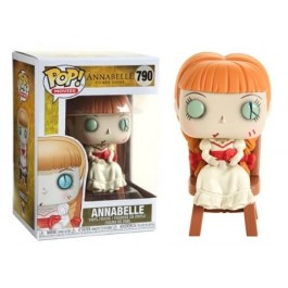 Funko Annabelle in Chair