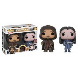 Funko Aragorn & Arwen