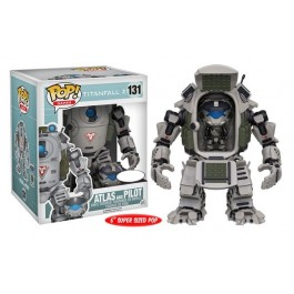 Funko Atlas and Pilot