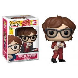 Funko Austin Powers Red Suit