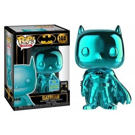 Funko Batman Teal Chrome