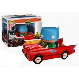 Funko Batmobile Red