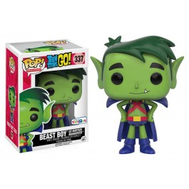 Funko Beast Boy as Martian Manhunter