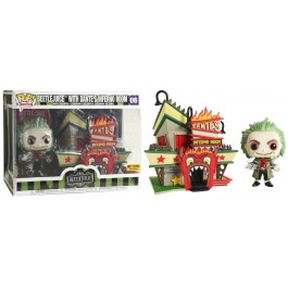 Funko Beetlejuice with Dante's Inferno Room
