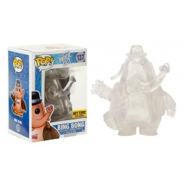 Funko Clear Bing Bong Exclusive