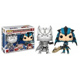 Funko Black Panther vs Monster Hunter Player 2