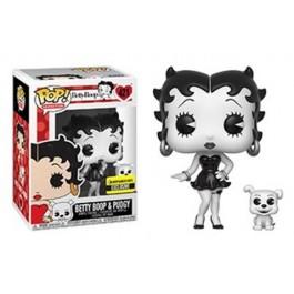 Funko Black & White Betty Boop & Pugdy