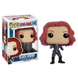 Funko CW Black Widow
