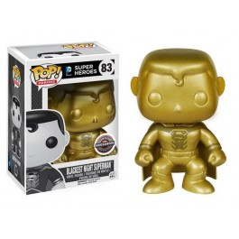 Funko Blackest Night Superman Gold