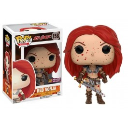 Funko Bloody Red Sonja Exclusive