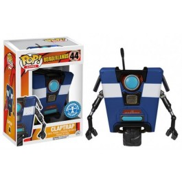 Funko Blue Claptrap Exclusive