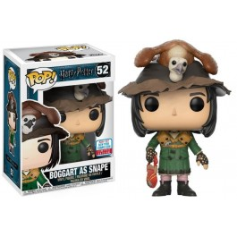 Funko Boggart as Snape