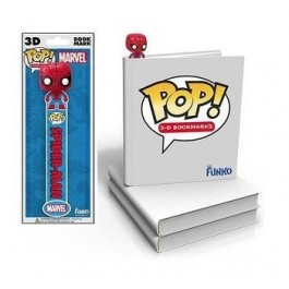 Funko Bookmark Spider-Man