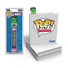 Funko Bookmark Hulk