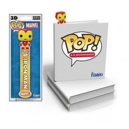 Funko Bookmark Iron Man