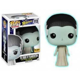 Funko The Bride of Frankenstein GITD