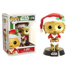 Funko C-3PO Santa