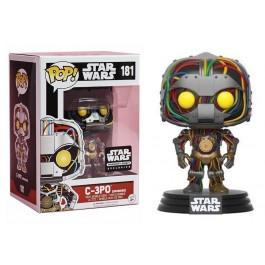 Funko C-3PO Unfinished