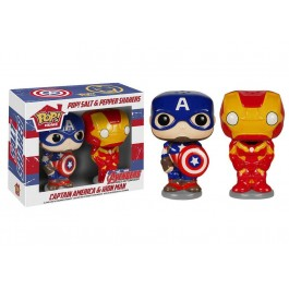 Funko Home Captain America & Iron Man