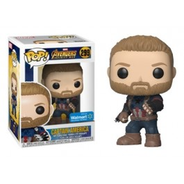 Funko Captain America Action Pose 299