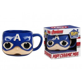 Funko Home Captain America Mug