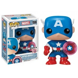 Funko Captain America with Photon Shield