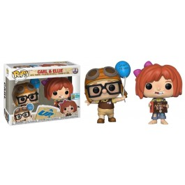 Funko Pixar Up! Carl & Ellie