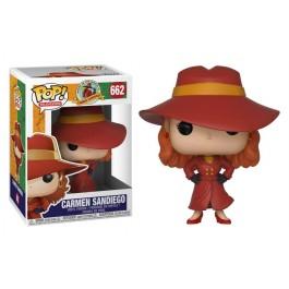 Funko Carmen Sandiego